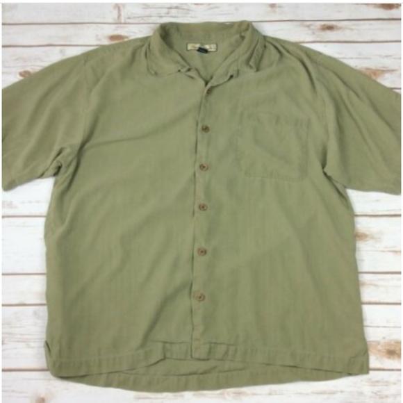 Tommy Bahama Other - Tommy Bahama 100% Silk Shirt